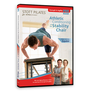 Athletic Conditioning on Stability Chair