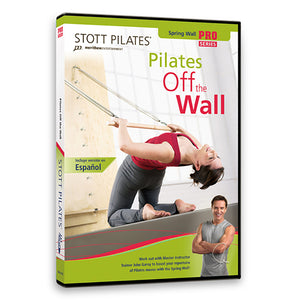 Pilates Off the Wall DVD