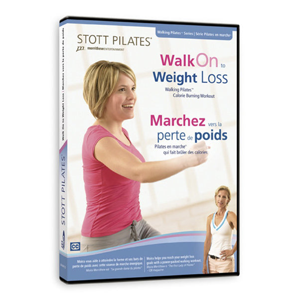 Walk on to Weight Loss DVD