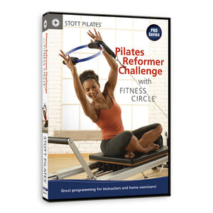 Pilates Ref Challenge with Fitness Circl