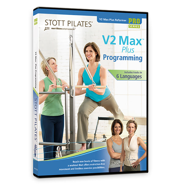 V2 Max Plus Programming DVD