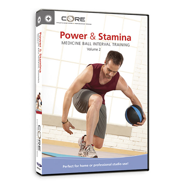 Power & Stamina: Medicine Ball Vol 2
