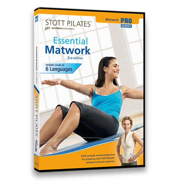 Essential Matwork 3rd Edition DVD
