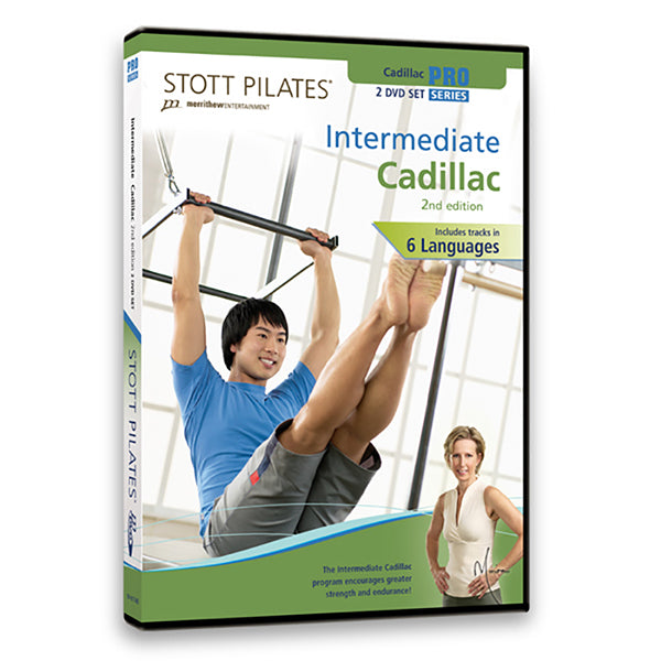Intermediate Cadillac 2nd Ed DVD