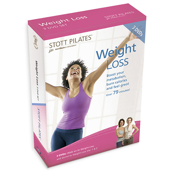 Weight Loss (3 DVD Set)