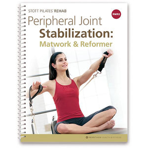 Rehab Matwork & Reformer Manual - RMR2