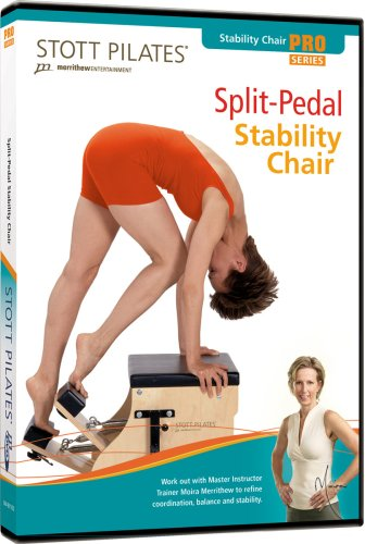 Split-Pedal Stability Chair