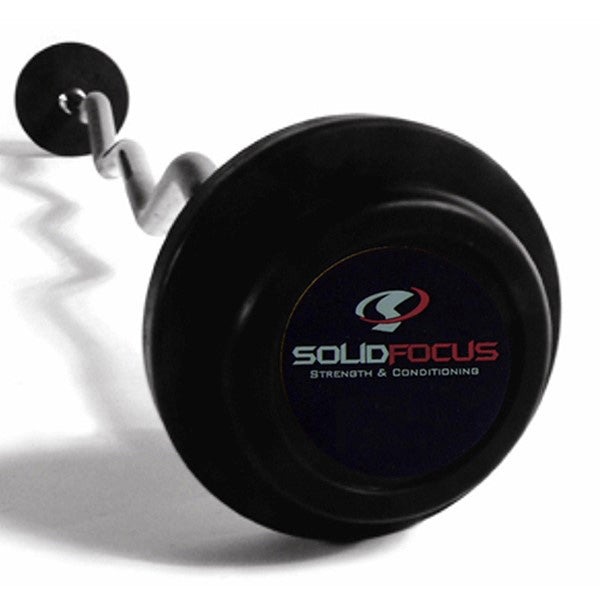 40kg PS Multi Plate EZ Curl BB