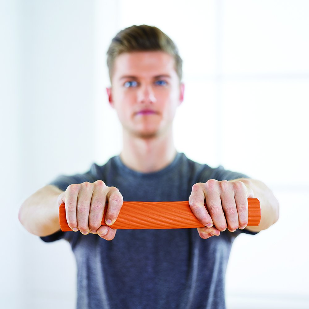 Flex and Therapy Bar (Orange)