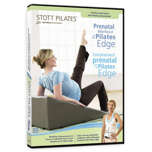 Prenatal Pilates on the Pilates Edge