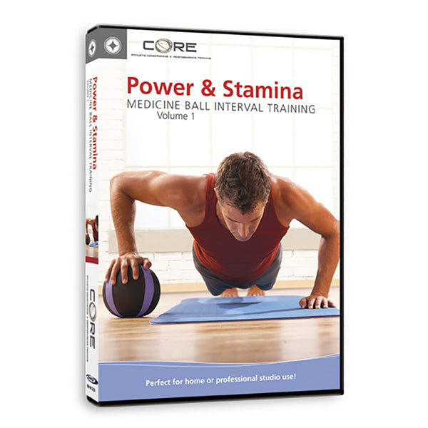 Power & Stamina: Medicine Ball Vol 1
