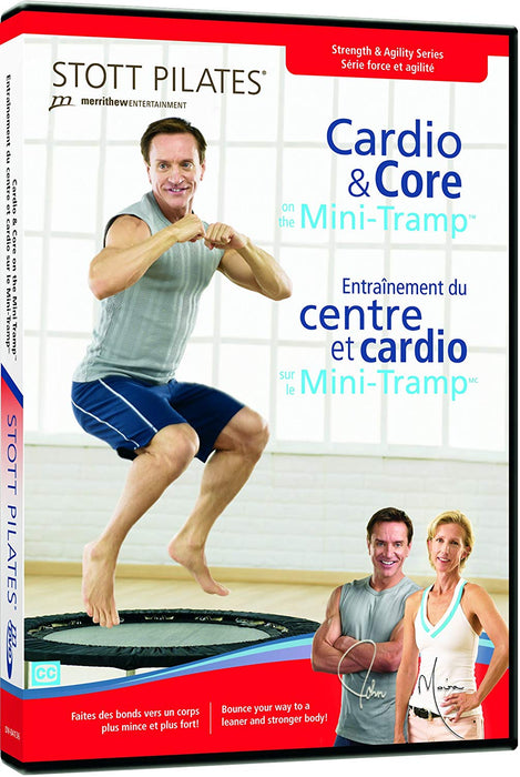 Cardio and Core on the Mini Tramp