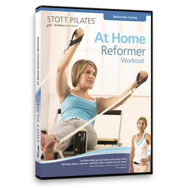 At Home Reformer Workout (EN/FR)
