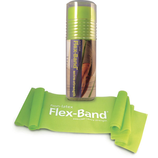 Flex Band Non Latex Extra Strength Lime