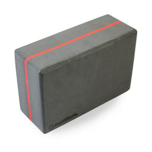 Yoga Block, 4x6x9 inch (Grey)