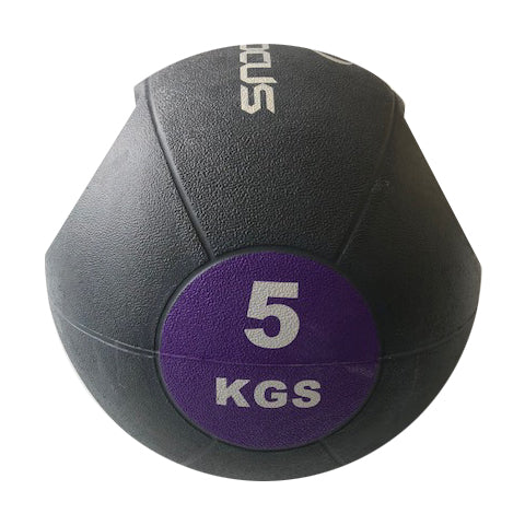5kg Medicine Ball - Double Grip