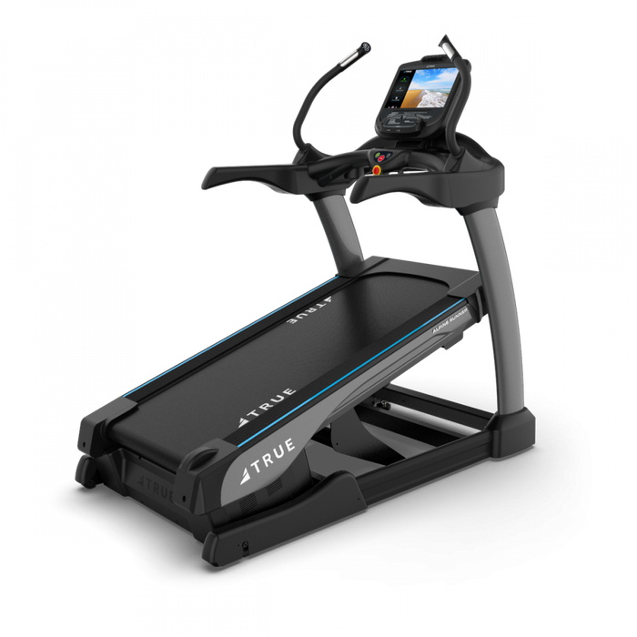 "True Fitness TI1000 Alpine Runner with 9"" Touch Screen console"