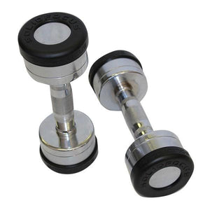 5kg Nickel Dumbells