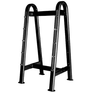 10 Bar Fixed Barbell Rack
