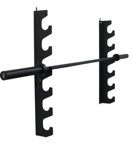 HyperFX Wall Mounted Barbell Rack