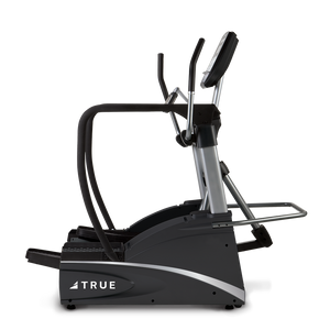 True Fitness CS200 Elliptical with 2 window LED console
