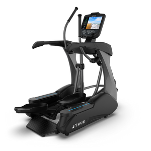 True Fitness C900 Elliptical with 2 window LED console
