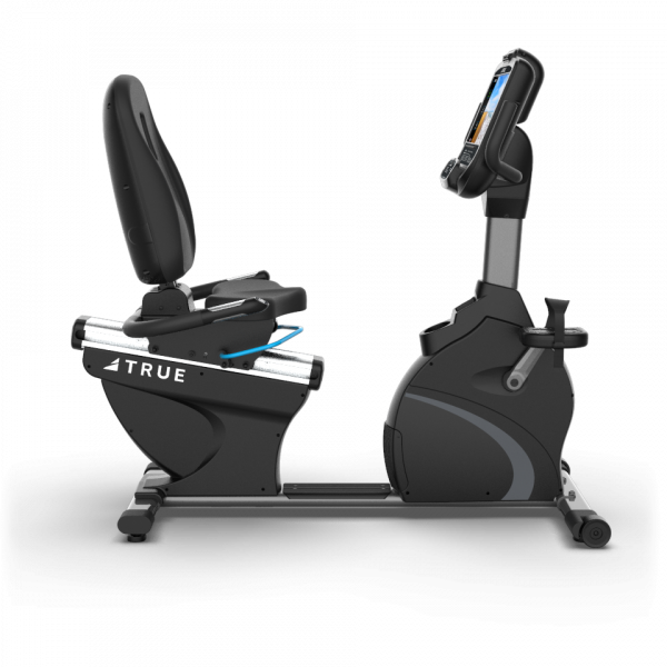 "True Fitness C900 Recumbent bike with 16"" Touch Screen console with Compass"
