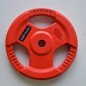 2.5kg Grip Plate (RED)