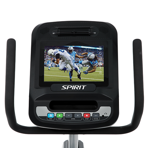 Spirit Fitness CR900ENT Recumbent Bike
