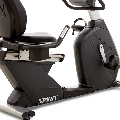 Spirit Fitness CR900 Recumbent Bike