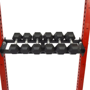 HyperFX Dumbbell Shelf for Crossfit Rig