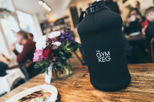 The Gym Keg - Stealth Black Edition