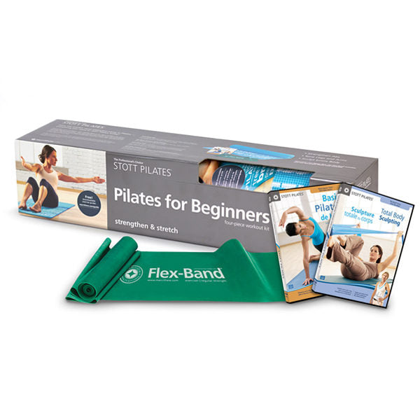 Pilates for Beginners Workout kit
