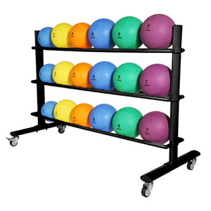 3 Tier Medicine Ball Rack