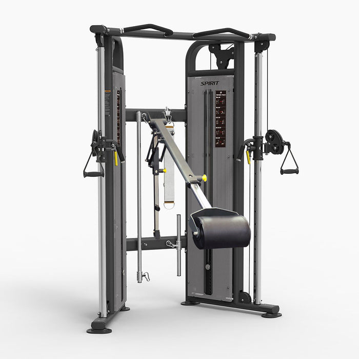 Spirit Fitness Functional Trainer with Training Pad
