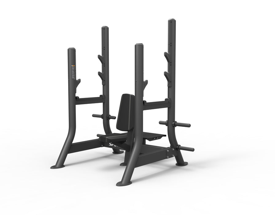 Spirit Fitness Olympic Military Bench