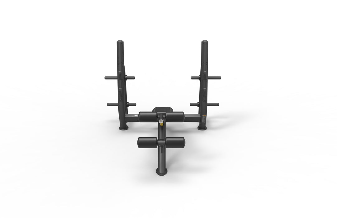 Spirit Fitness Olympic Decline Bench