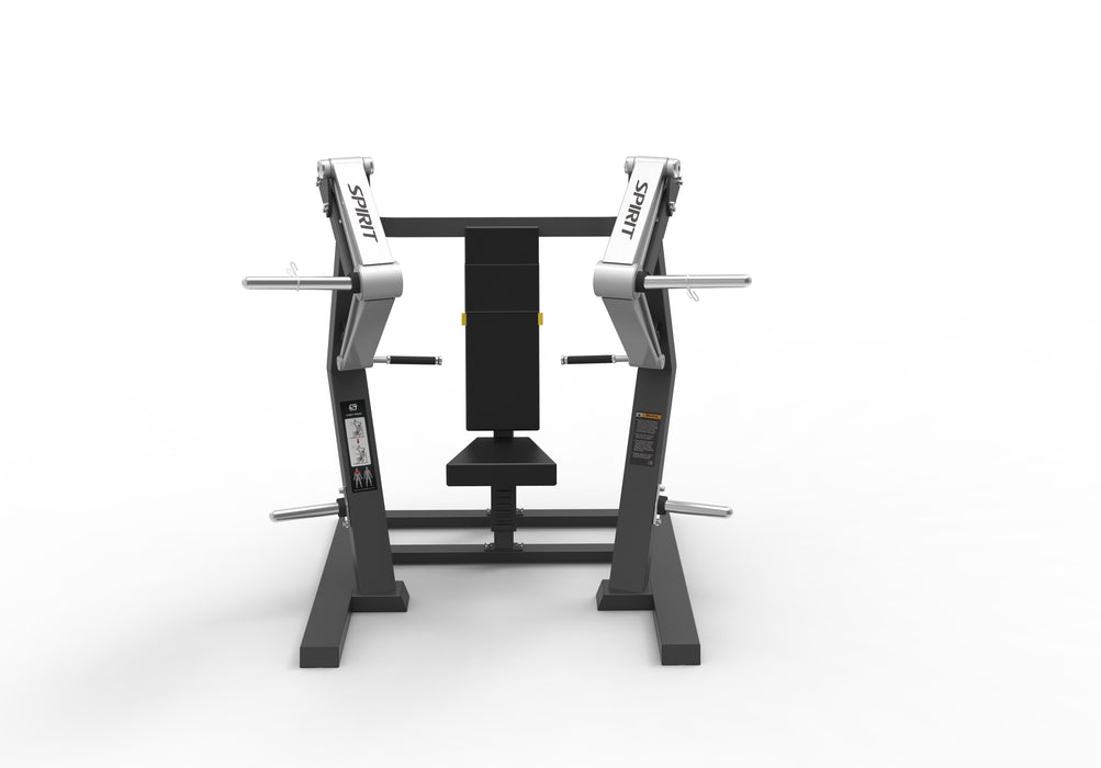 Spirit Fitness Plate Loaded Chest Press