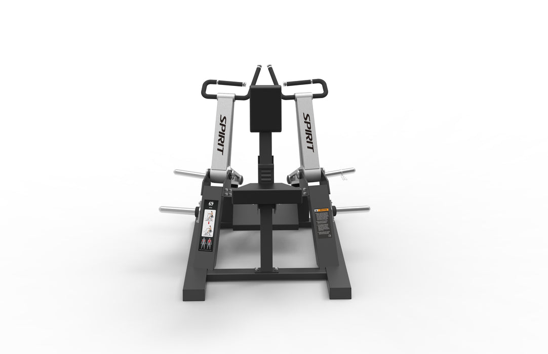 Spirit Fitness Plate Loaded Row