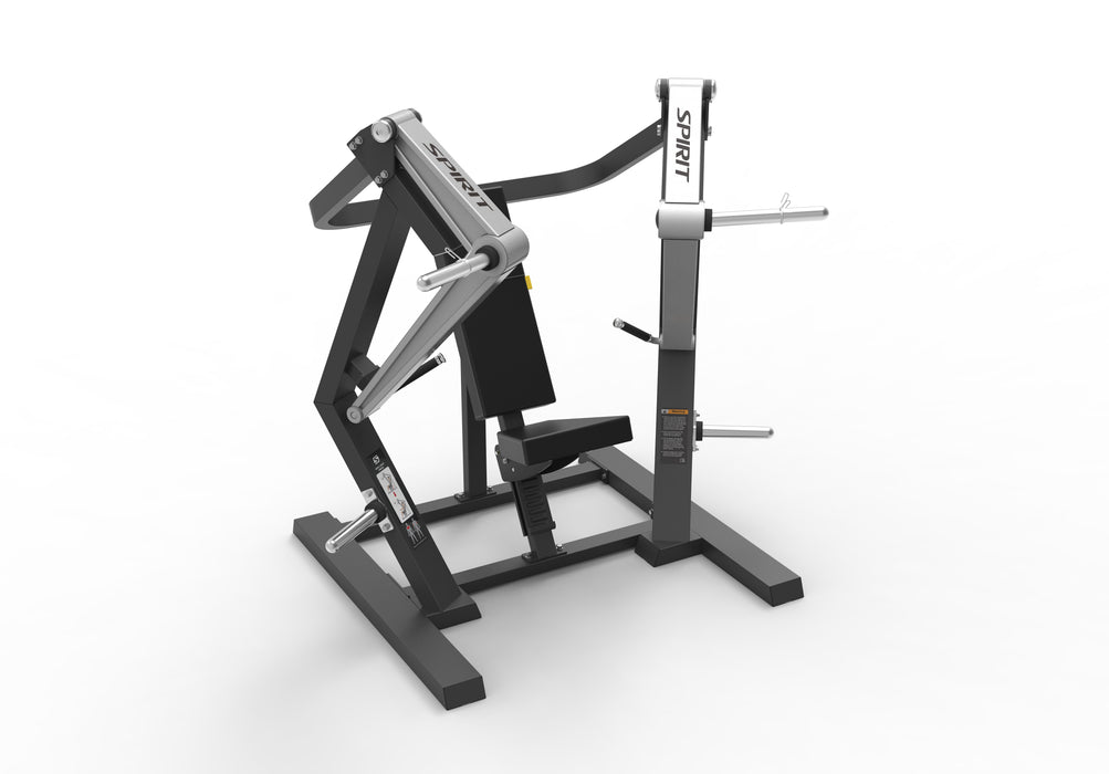 Spirit Fitness Plate Loaded Wide Chest Press
