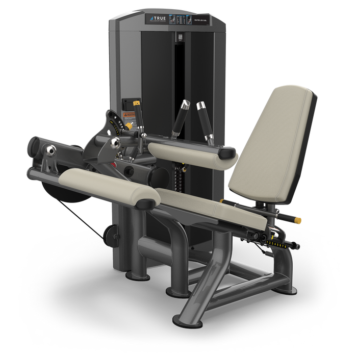 True Fitness Palladium Seated Leg Curl