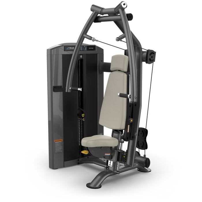 True Fitness Palladium Chest Press