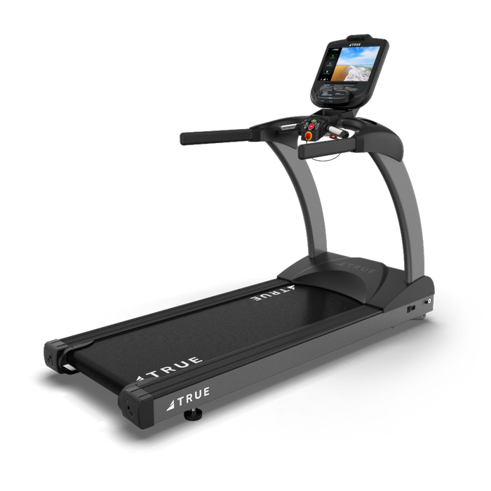 "True Fitness C400 Treadmill with 16"" touch screen console with Compass"