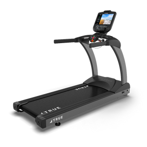 True Fitness C400 Treadmill with 2 window LED console