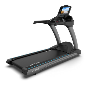 True Fitness C650 Treadmill with 2 window LED console