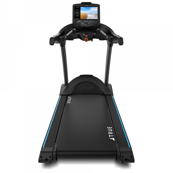 "True Fitness C650 Treadmill with 9"" Touch Screen console"