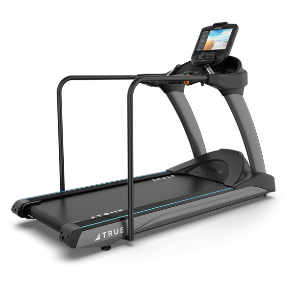 True Fitness C900 Treadmill with 2 window LED console