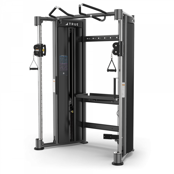 True Fitness XFT900 - Functional Trainer (can be added to Atlas system)