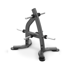 True Fitness XFW Weight Plate Tree Charcoal