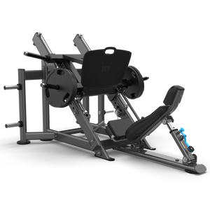 True Fitness XFW 45 Degree Leg Press Charcoal